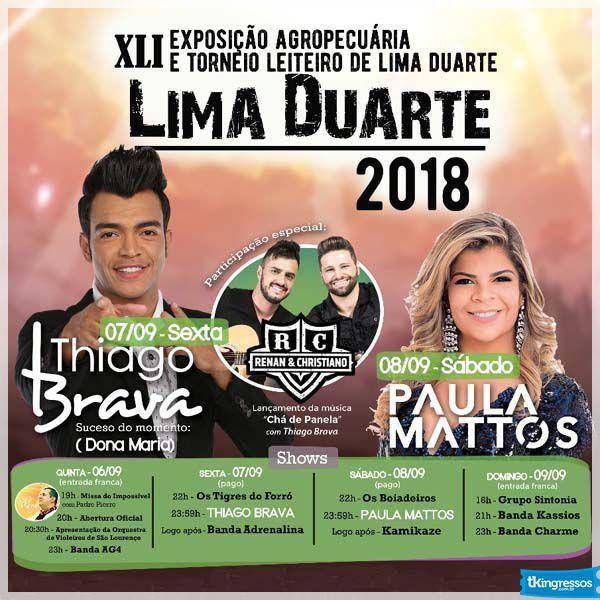 Paula Mattos - 08/09/18 - Lima Duarte - MG