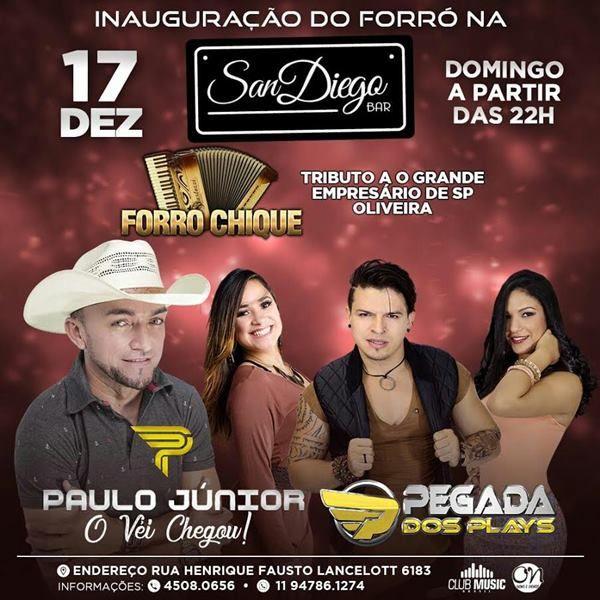 Paulo Júnior - 17/12/17 - São Paulo - SP
