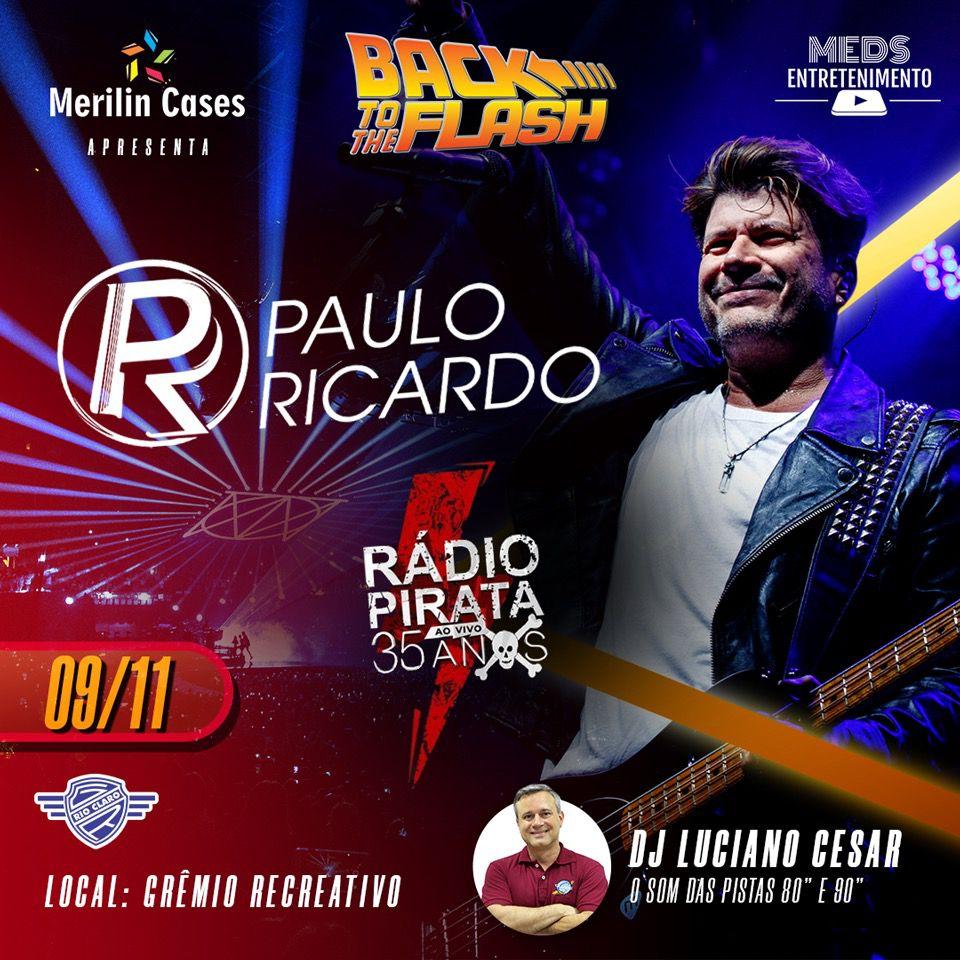 Paulo Ricardo - 09/11/19 - Rio Claro - SP