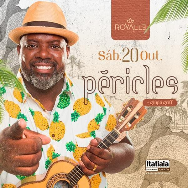 Péricles - Royalle Club - 20/10/18 - Varginha - MG