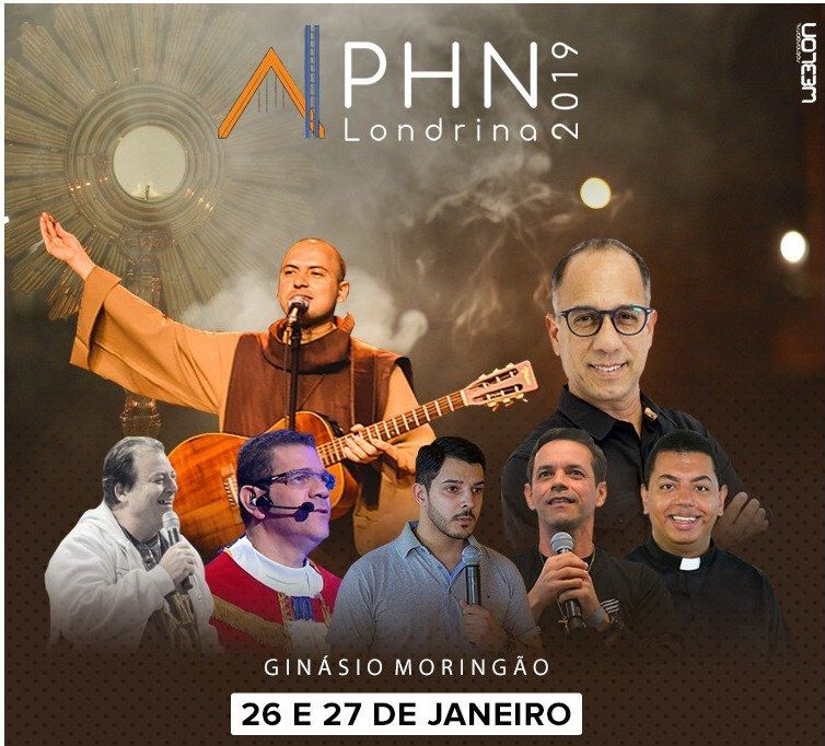 PHN Londrina 2019 - 26 e 27/01/19 - Londrina - PR