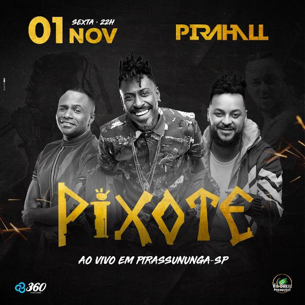 Pixote - 01/11/19 - Pirassununga - SP