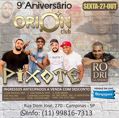 Pixote - 27/10/17 - Campinas - SP