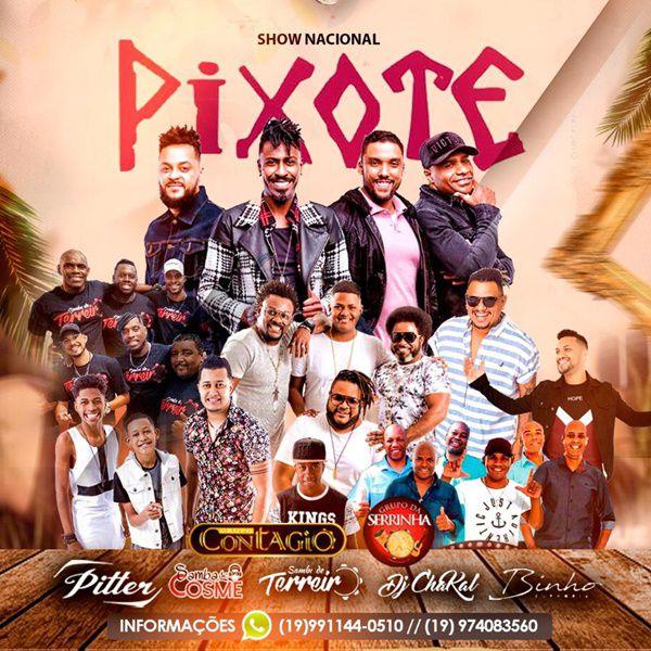 Pixote - Diamond Premium - 03/08/19 - Campinas - SP