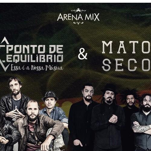 Ponto de Equilíbrio X Mato Seco - 20/01/18 - Mogi das Cruzes - SP