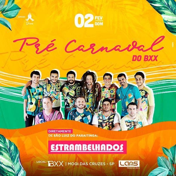 Pré Carnaval - 02/02/20 - Mogi das Cruzes - SP