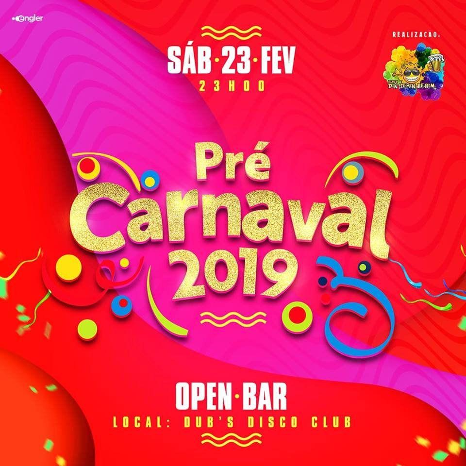 Pré Carnaval - 23/02/19 - Palmital - SP