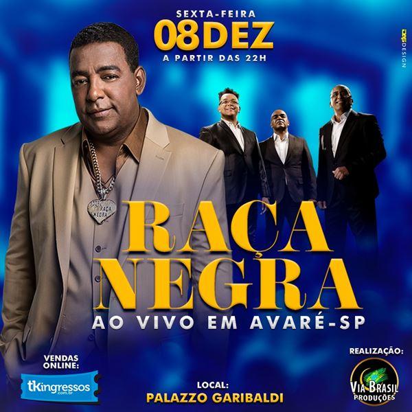 Raça Negra - 08/12/17 - Avaré - SP