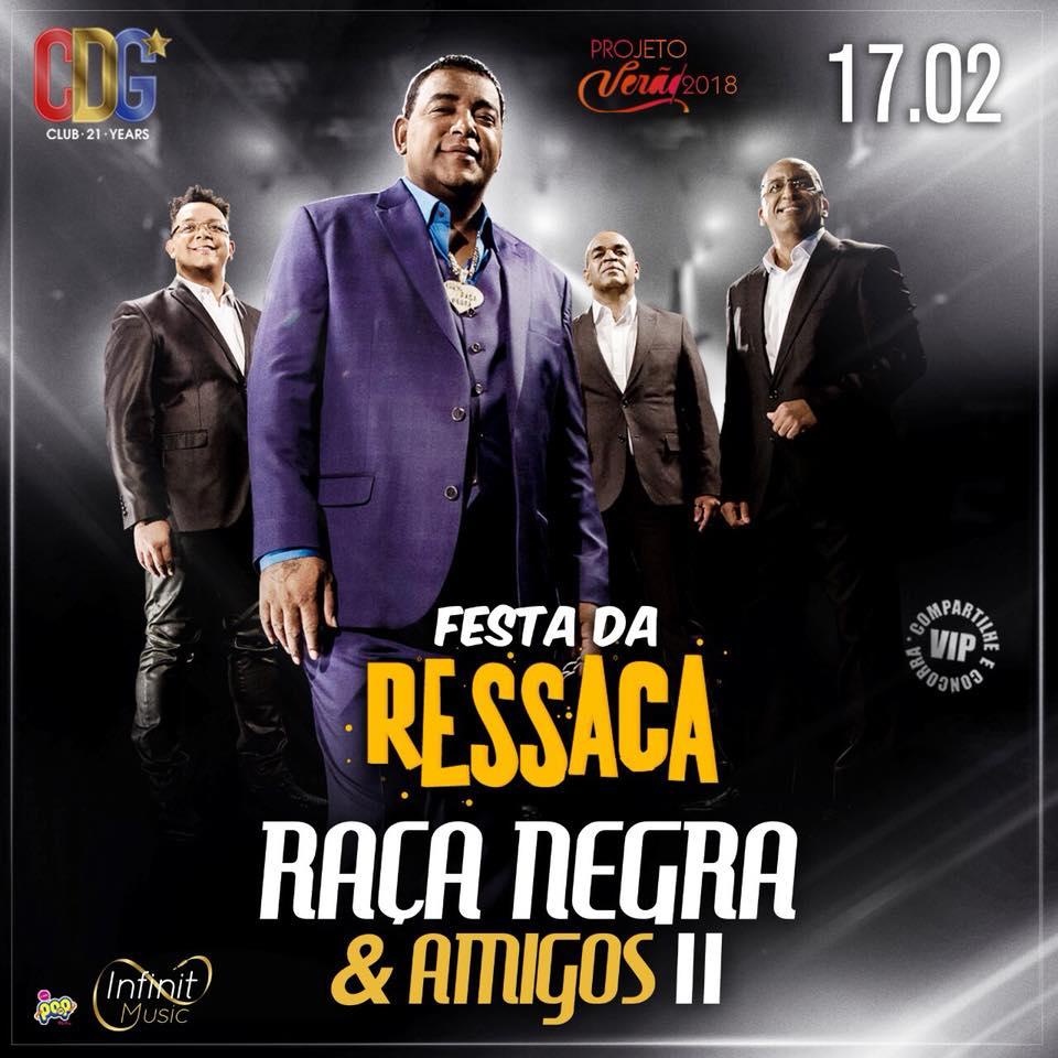 Raça Negra - Cervejaria do Gordo - 17/02/18 - Lorena - SP