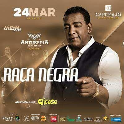 Raça Negra - Via Brasil - 24/03/18 - Juiz de Fora - MG