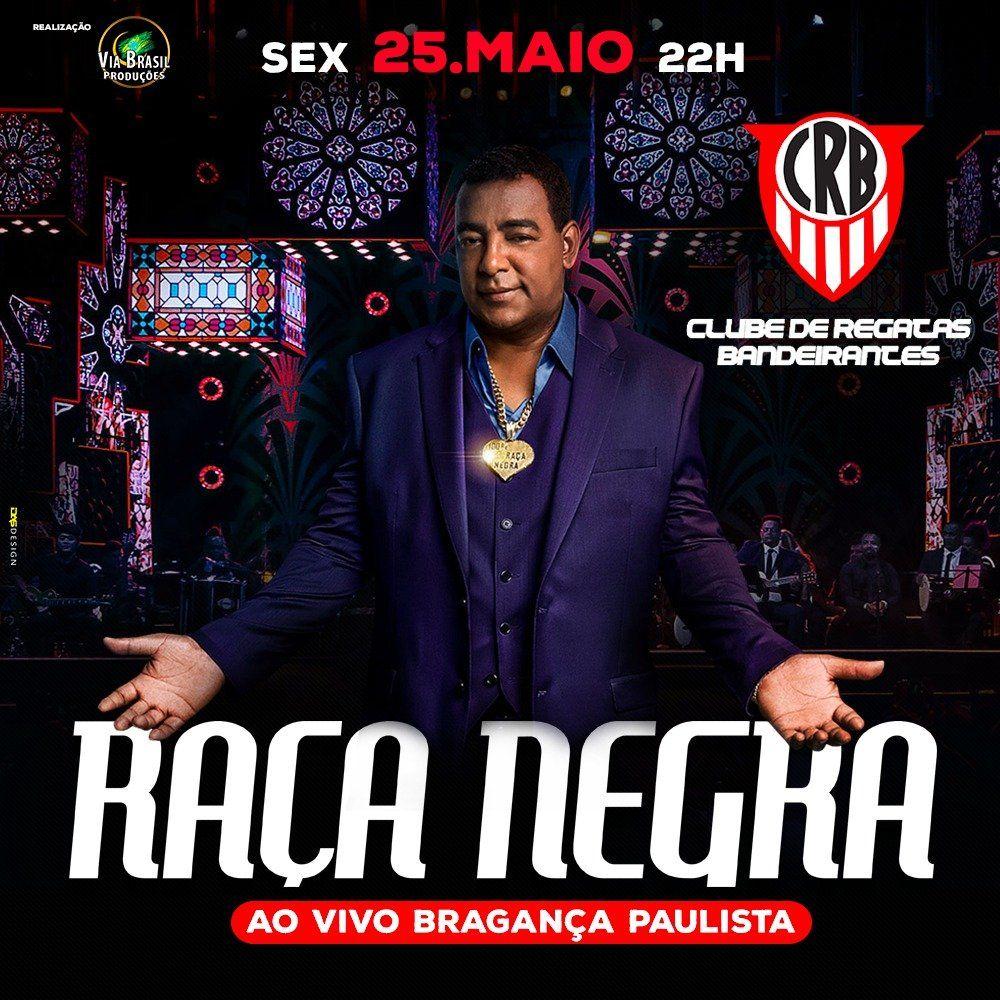 Raça Negra - Via Brasil - 25/05/18 - Bragança Paulista - SP