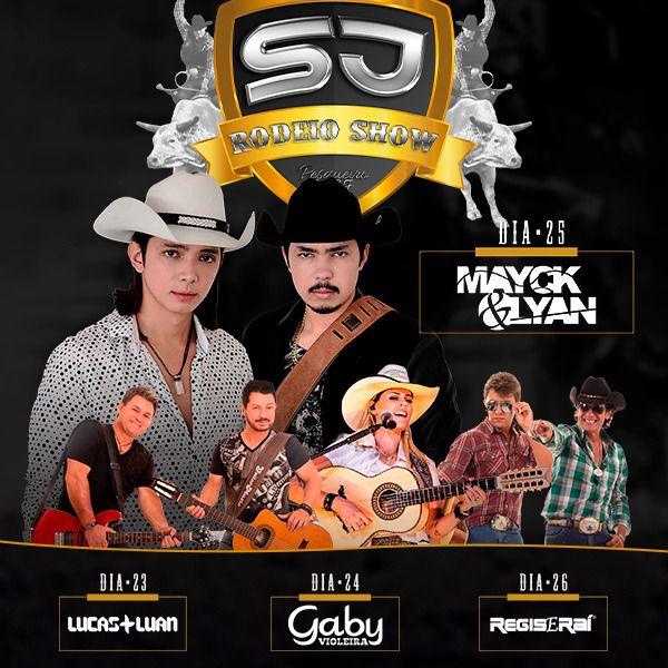 Regis & Rai - 1° SJ Rodeio Show - 26/05/19 - Tapiratiba - SP