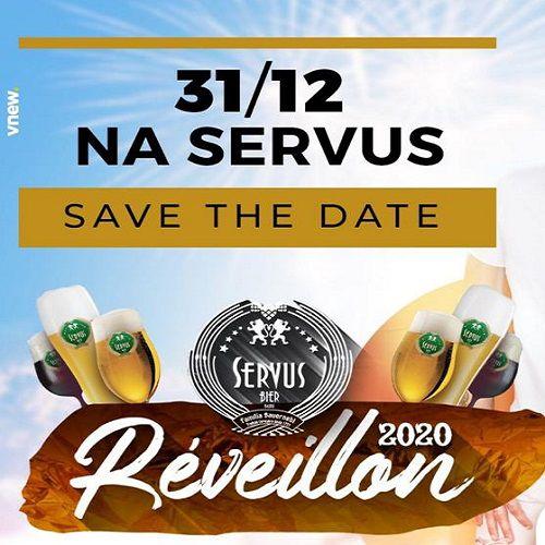 Réveillon Servus - 31/12/19 - Bauru - SP