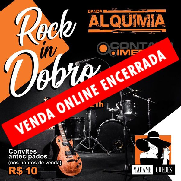 Rock In Dobro - Madame Guedes - 28/06/19 - Assis - SP
