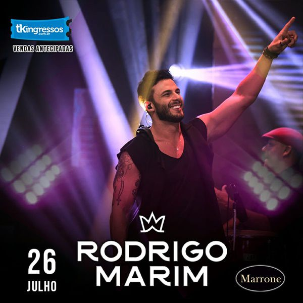 Rodrigo Marim - Marrone - 26/07/19 - Francisco Morato - SP