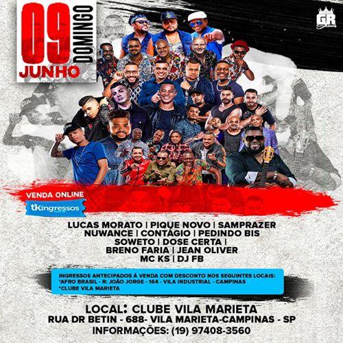 Sacode Campinas - 09/06/19 - Campinas - SP