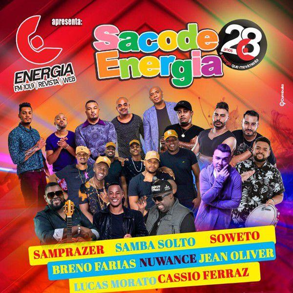 Sacode Energia 28 Anos - 17/08/19 - Jaú - SP