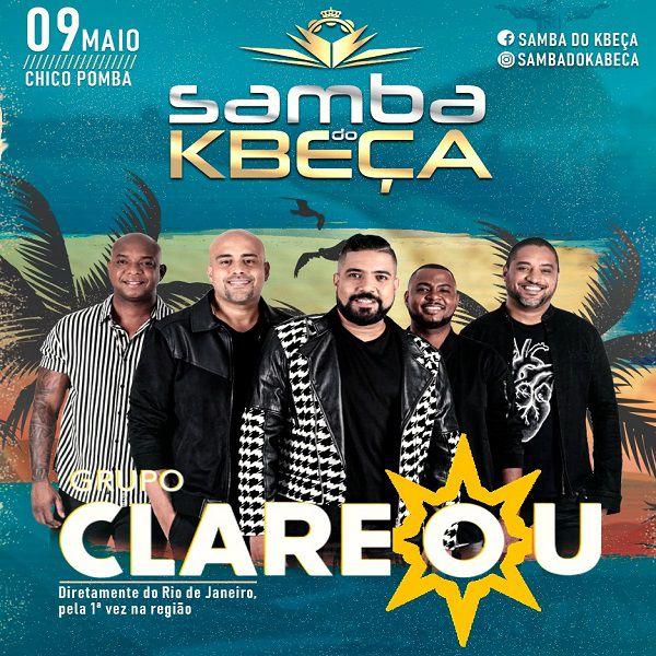 Samba Kbeça - 09/05/20 - Ourinhos - SP