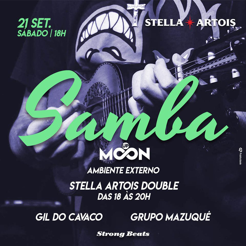 Samba Moon - Moon Up - 21/09/19 - Avaré - SP