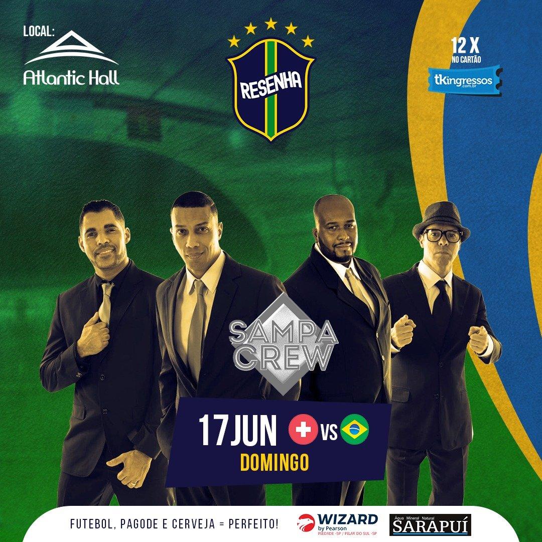 Sampa Crew - Atlantic Hall - 17/06/18 - Pilar do Sul - SP