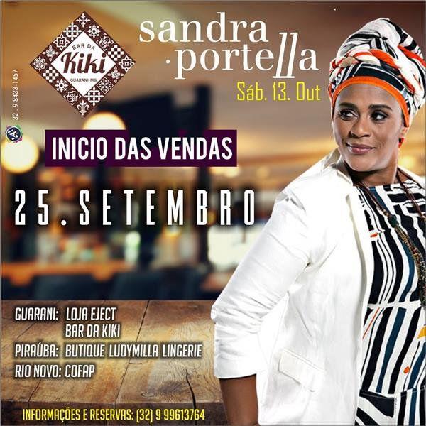 Sandra Portella - 13/10/18 - Guarani - MG