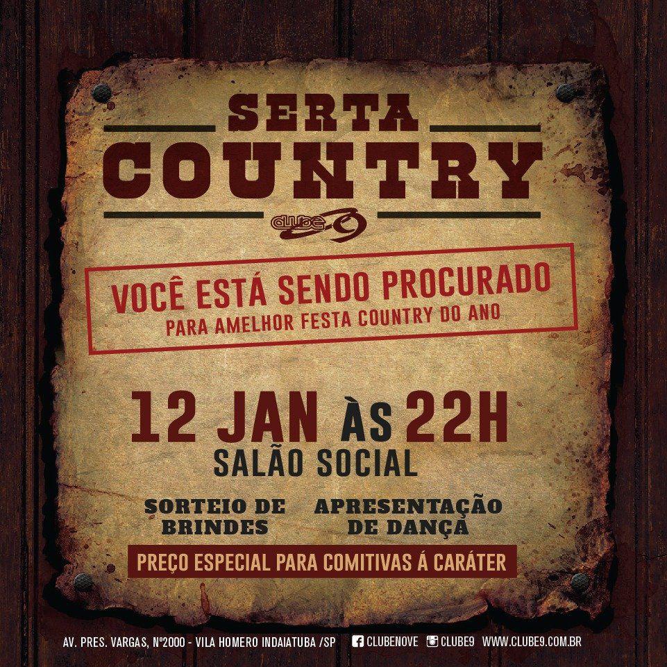 Serta Country - 12/01/19 - Indaiatuba - SP