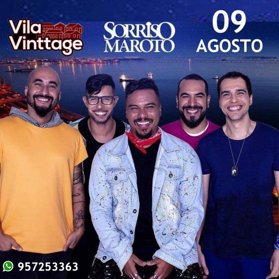 Sextou - Sorriso Maroto - Vila Vinttage - 04/10/19 - Taboão da Serra - SP