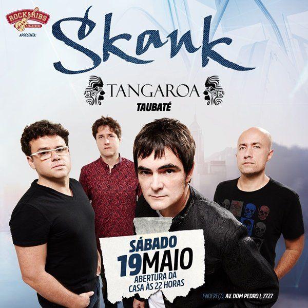 Skank - 19/05/18 - Taubaté - SP