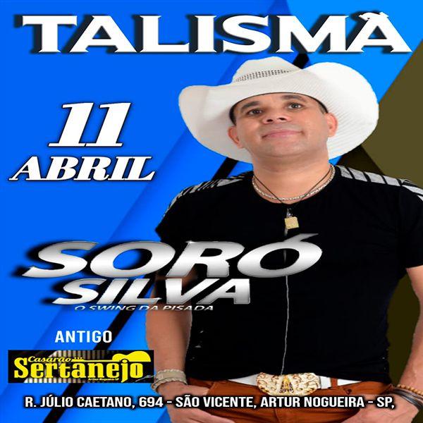 Soró Silva - 11/04/20 - Artur Nogueira - SP
