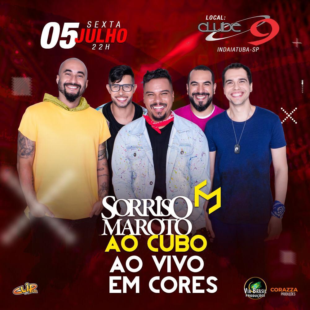 Sorriso Maroto - Via Brasil - 05/07/19 - Indaiatuba - SP