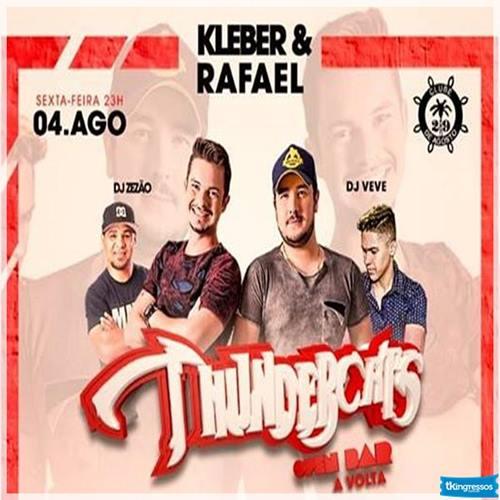 Thundercats Open Bar A Volta - 04/08/18 - Leme - SP