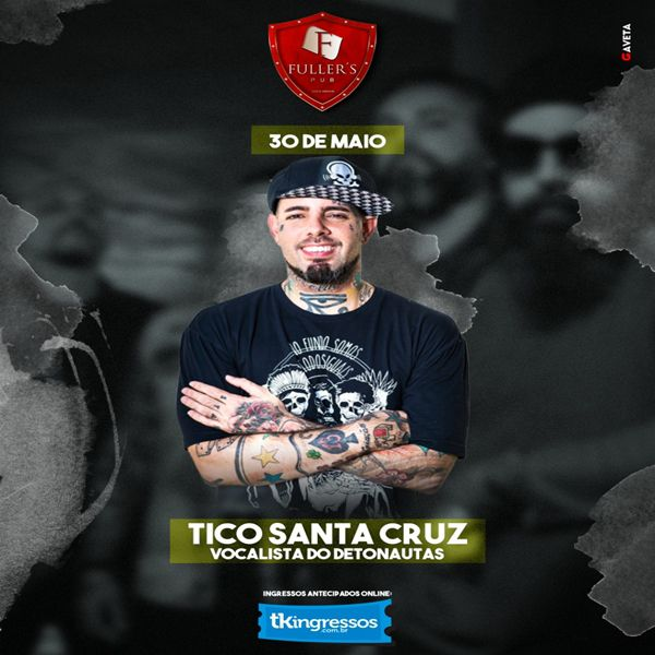 Tico Santa Cruz - 30/05/19 - Campinas - SP