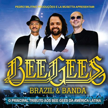 Tributo Bee Gees - 15/02/20 - Marília - SP