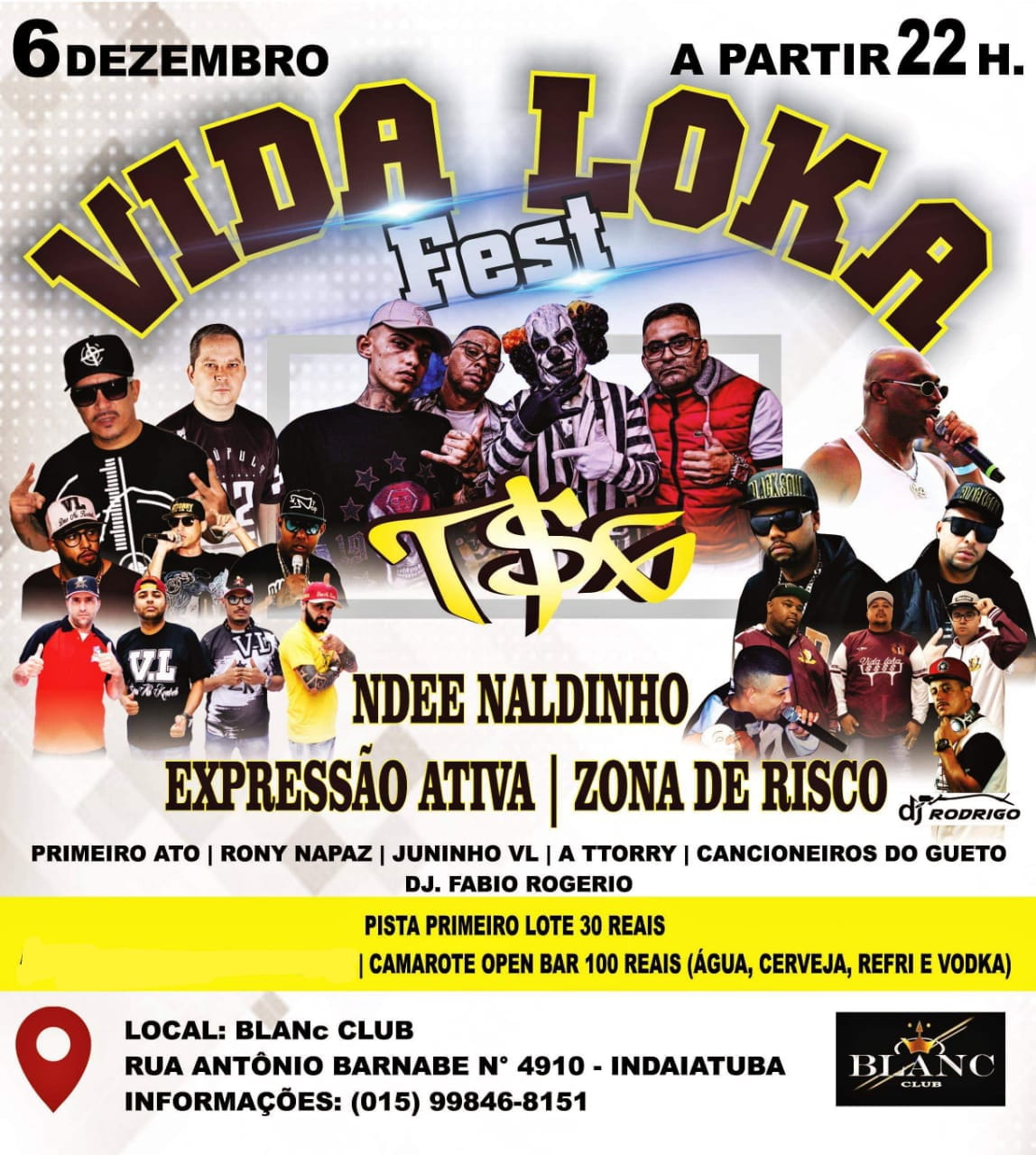 Vida Loka Fest - 06/12/19 - Indaiatuba - SP