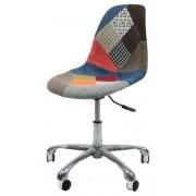 Cadeira Eames Dsr Office Patchwork