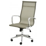 cadeira office sevilha alta tela mesh