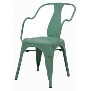 Cadeira Tolix Ariel Vintage com braco