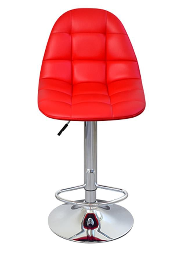 BANQUETA EAMES ESTOFADA BASE DISCO