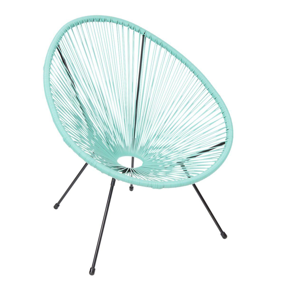 Cadeira Acapulco em PVC
