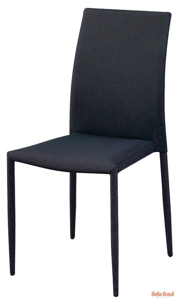 Cadeira Amanda em tecido linho