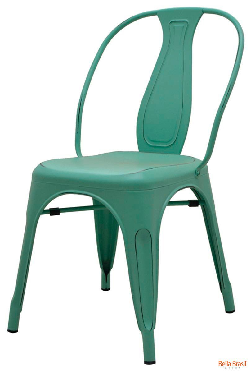 Cadeira Ariel Vintage sem braço
