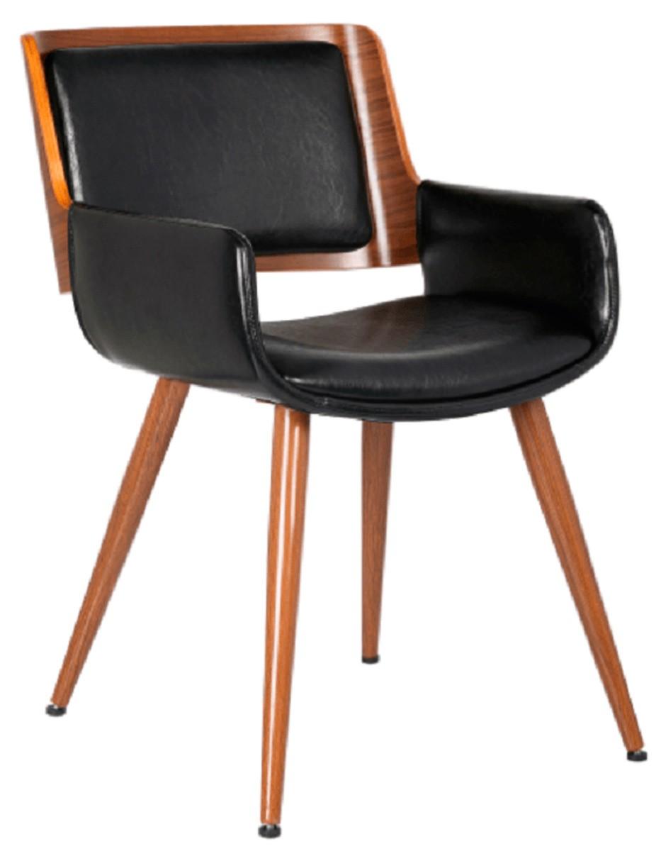 Cadeira Bavaria em Couro Ecológico