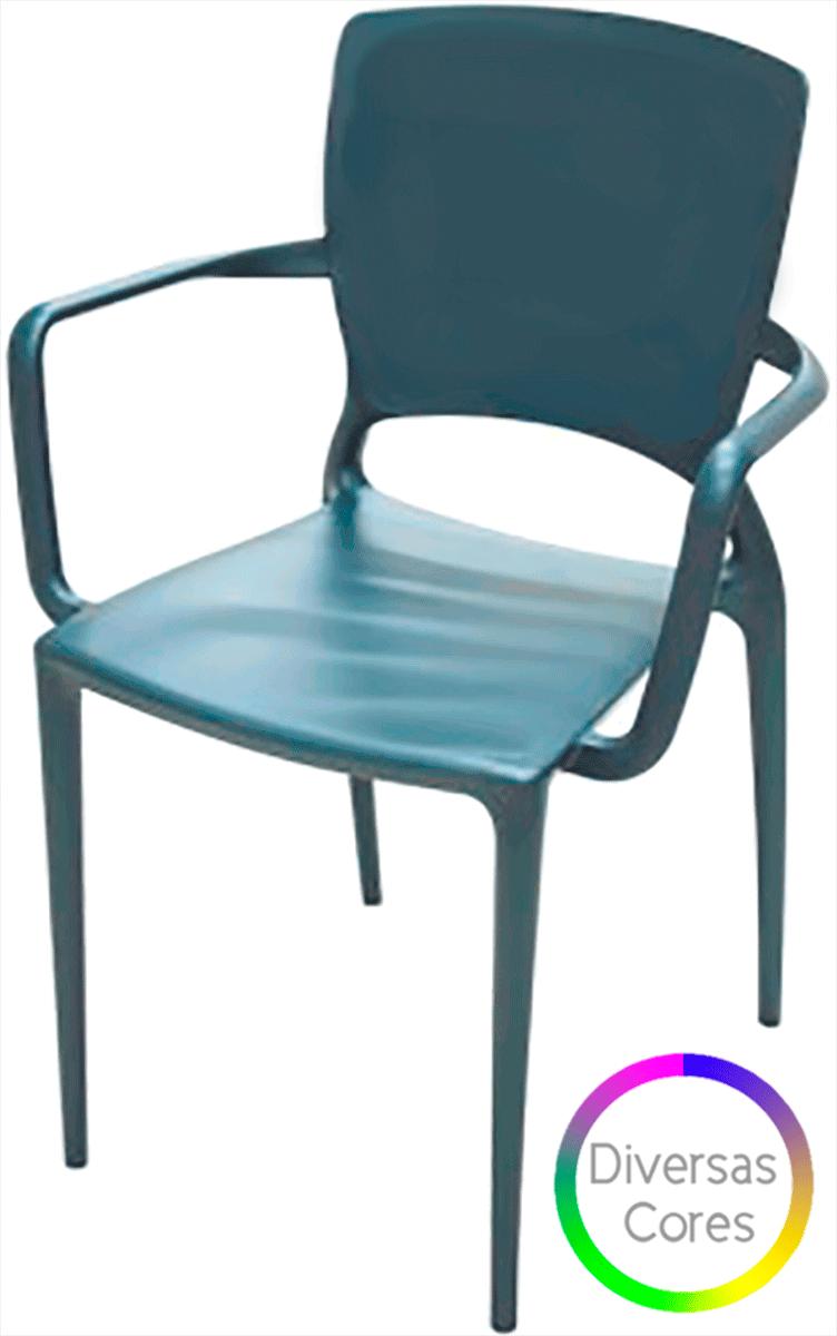 Cadeira Sofia com Braço