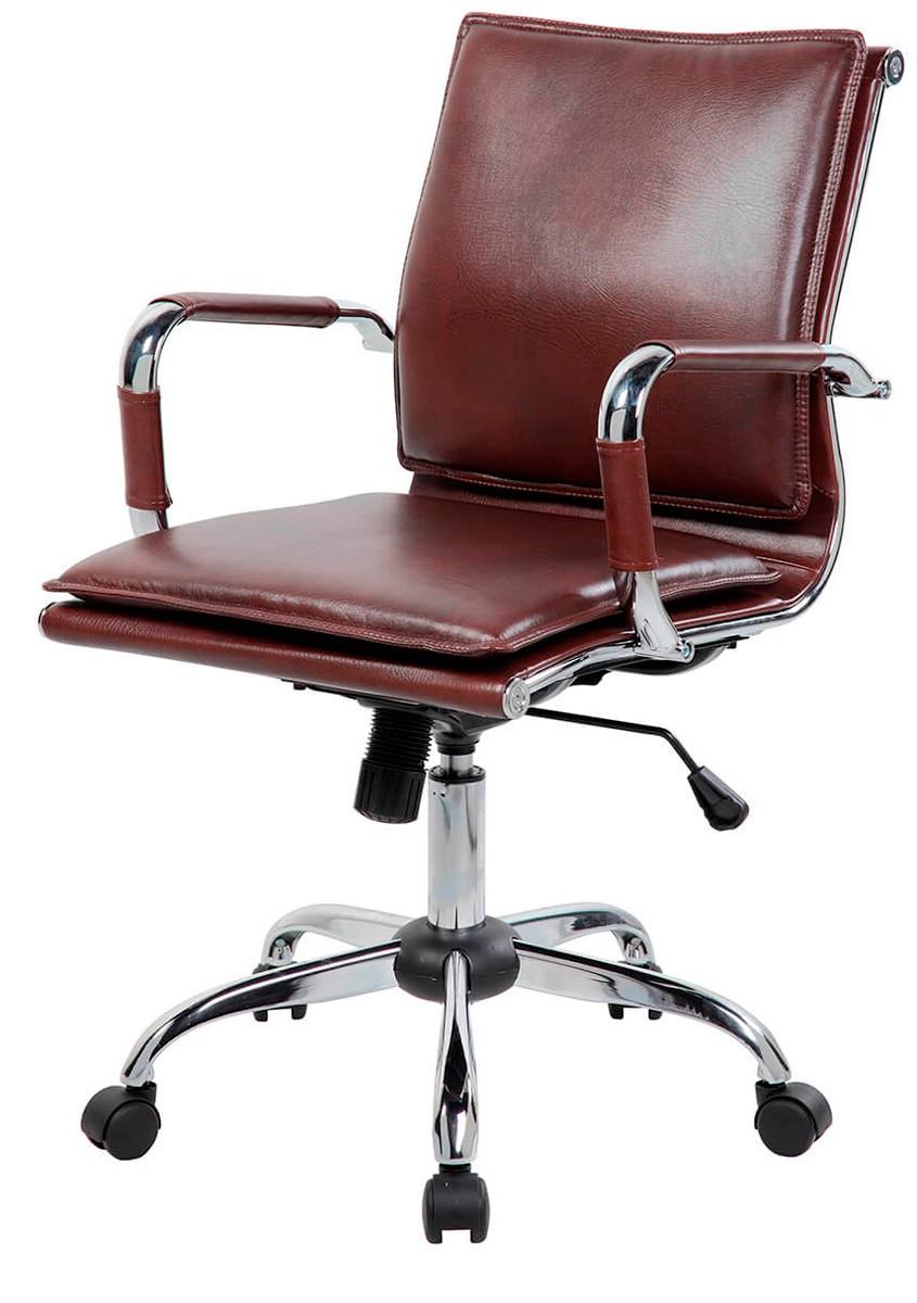 Cadeira Charles Eames Office esteirinha Soft Almofadada