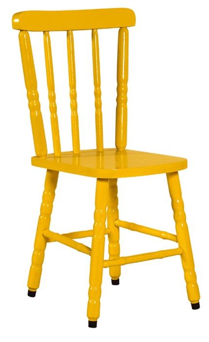 Cadeira Colonial Maciça