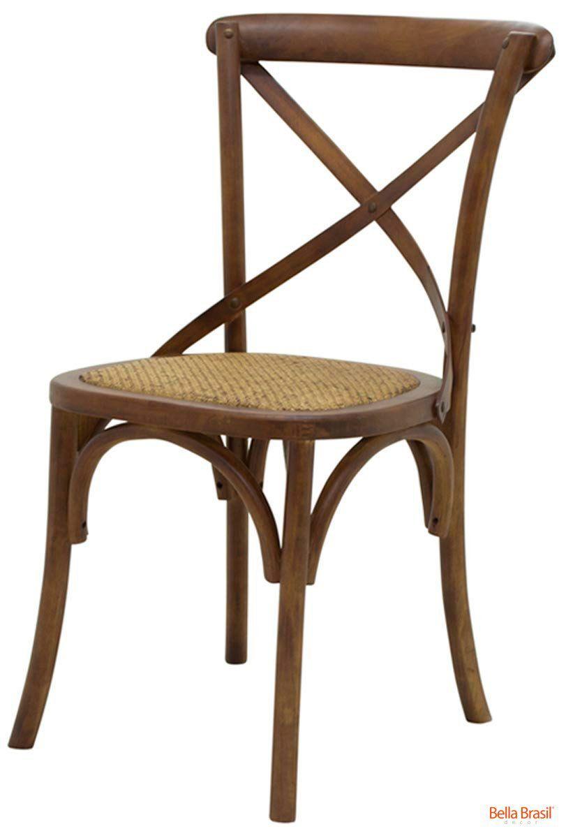 Cadeira Cross Katrina sem braço