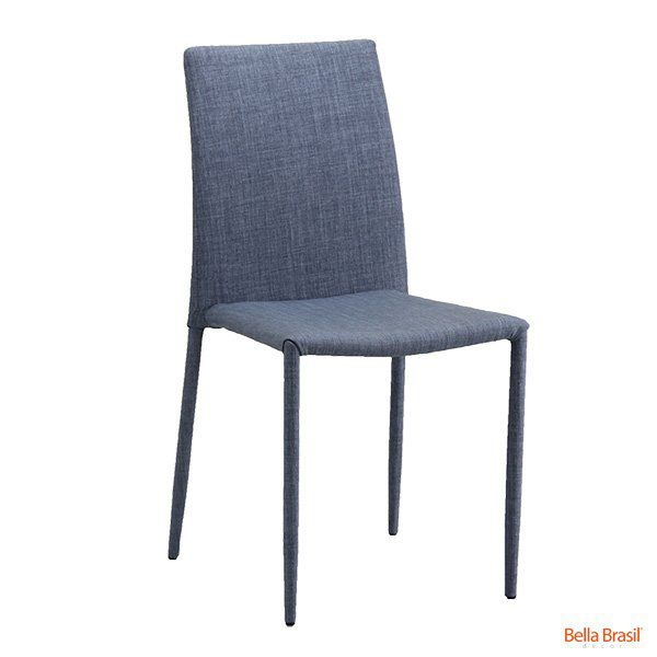 Cadeira Daniele Concord Revestida Tecido