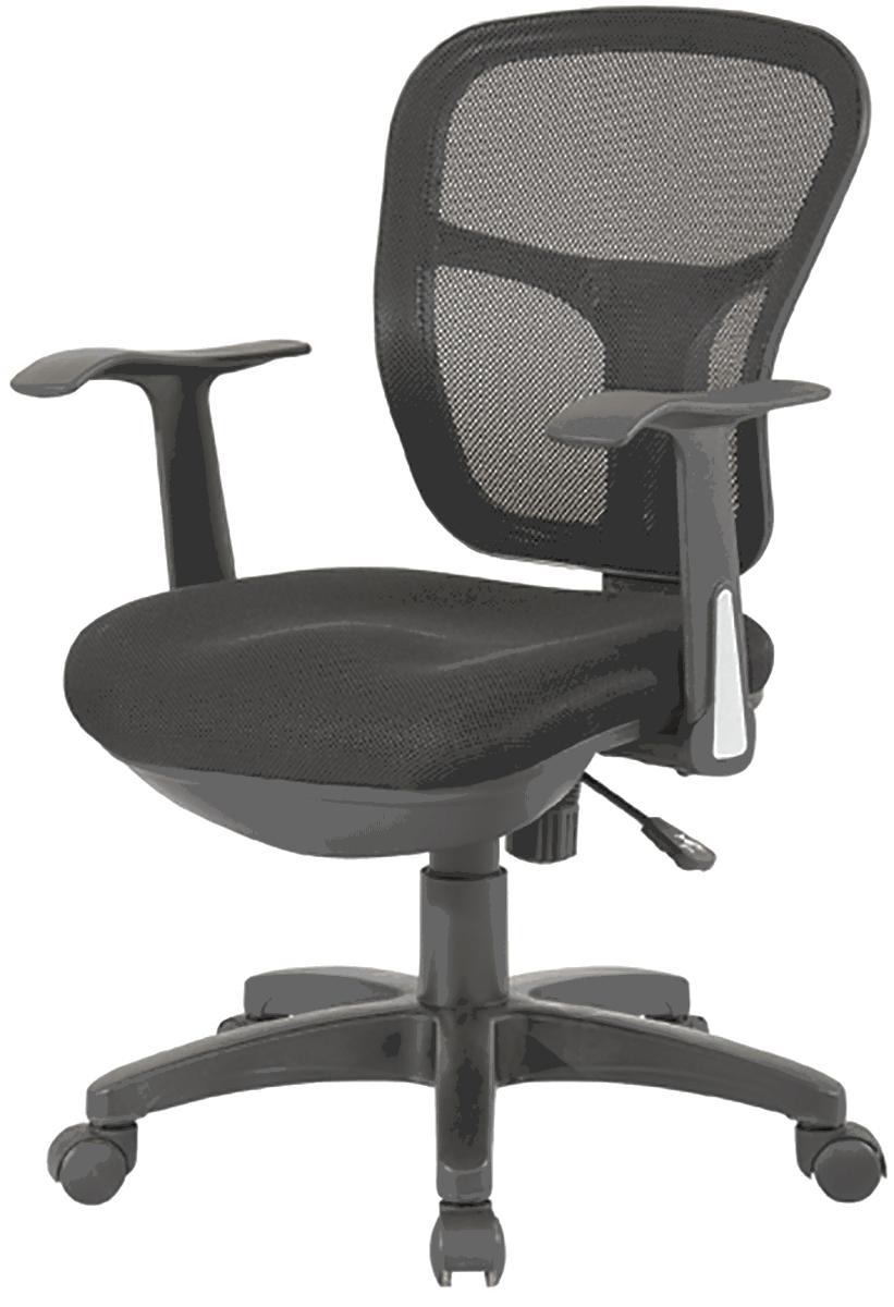Cadeira Office Anatomica Tela Mesh Base Nylon