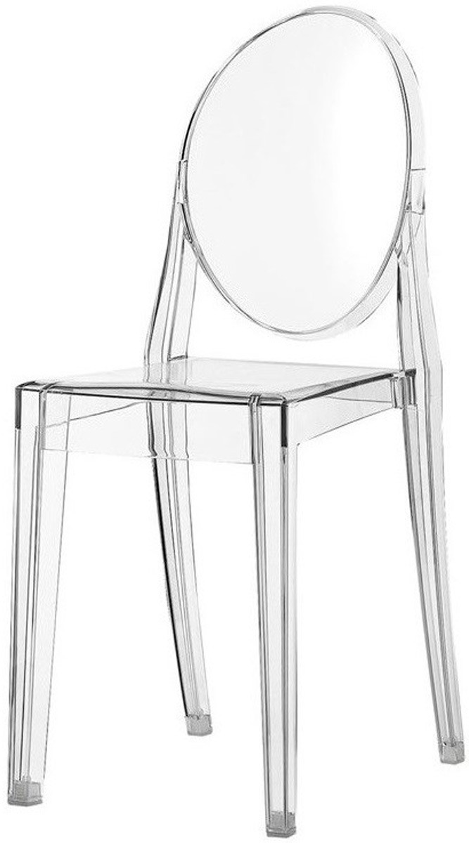 Cadeira Diamond Ghost sem braço