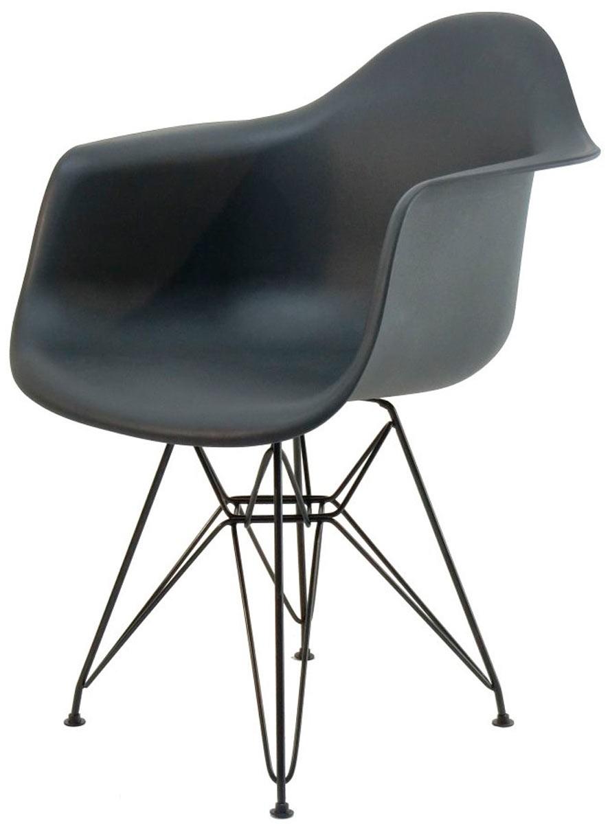 Cadeira Eames Dar Polipropileno Base pintada